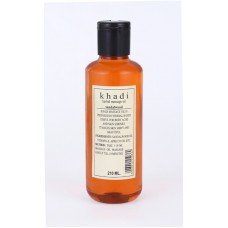 Khadi Natural™ Sandalwood Massage Oil