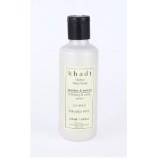 Khadi Natural™ Jasmine & Mogra Body Wash- SLS & Paraben Free