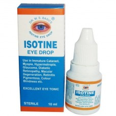 Isotine, 10 ml. Jagat Pharma