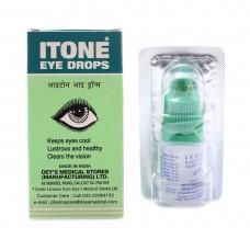 Itone Eye Drops, 10 ml. Dey's Medical