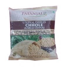Patanjali Unpolished chhole (kabuli chana), 500gm