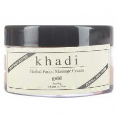 Khadi Natural™ Face Gold Massage Cream