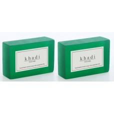 Khadi Natural™ Herbal Khus Soap(Set of 2)