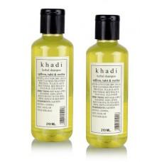 Khadi Natural™ Saffrron, Tulsi & Reetha Shampoo (Set of 2)