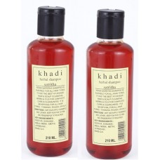 Khadi Natural™ Herbal Satritha Shampoo (Set of 2)
