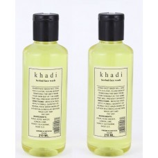 Khadi Natural™ Herbal Face Wash (Set of 2)