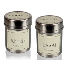 Khadi Natural™ Fruit Face Pack (Set of 2)