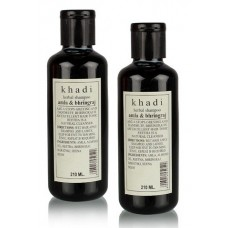 Khadi Natural™ Amla & Bhringraj Shampoo (Set of 2)