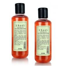 Khadi Natural™ Rose & Honey Body Wash (Set of 2)