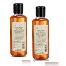 Khadi Natural™ Herbal Henna Tulsi Shampoo (Set of 2)