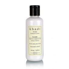 Khadi Natural™ Lavender Fairness Lotion- With Sheabutter- Paraben Free