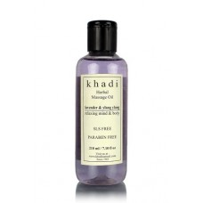 Khadi Natural™ Lavender & Ylang Ylang massage Oil
