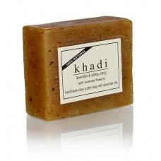 Khadi Natural™ Lavender & Ylang Ylang With Lavender Flowers
