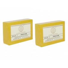Khadi Natural™ Herbal Lemon Soap(Set of 2)