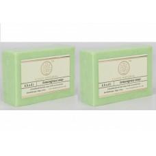 Khadi Natural™ Herbal Lemongrass Soap (Set of 2)