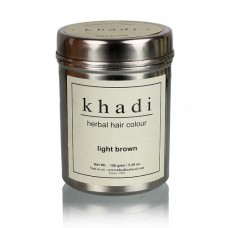 Khadi Natural™ Herbal Hair Colour Light Brown