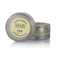 Khadi Natural™ Natural Lychee Lip Balm- With Beeswax & Shea Butter