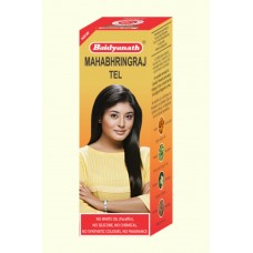 Mahabhringraj Oil, 100 ml. Вaidyanath