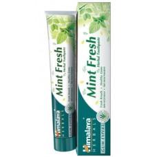 Himalaya Herbals Mint Fresh Herbal Toothpaste, 40g
