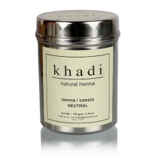 Khadi Natural™ Herbal Natural Henna (SENNA/CASSIA)