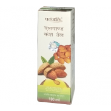 Patanjali Almond oil, 100ml