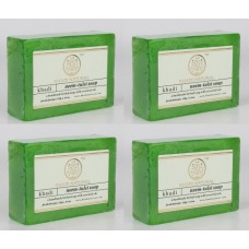 Khadi Natural™ Herbal Neem Tulsi Soap (Set of 4)