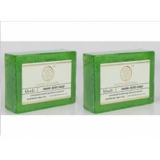 Khadi Natural™ Herbal Neem Tulsi Soap (Set of 2)