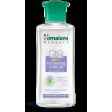 Himalaya Herbals nourishing baby oil, 200ml