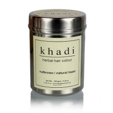 Khadi Natural™ Herbal Nut Brown Henna- Natural Hazel