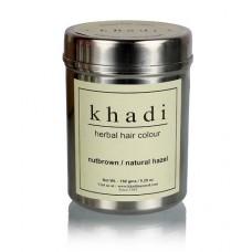 Khadi Natural™ Herbal Nut Brown Henna- Natural Hazel