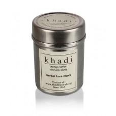 Khadi Natural™ Orange & Lemon Face Pack (For Oily Skin)