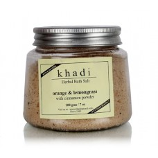 Khadi Natural™ Orange & Lemongrass With Cinnamon Powder