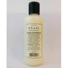 Khadi Natural™ Herbal Orange Lemongrass Hair Conditioner