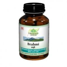 Organic India Brahmi 60caps