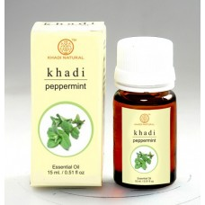 Khadi Natural™ Herbal Peppermint Essential Oil