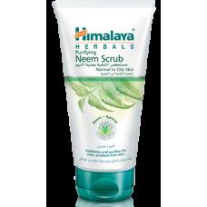 Himalaya Herbals Purifying Neem Scrub, 50ml