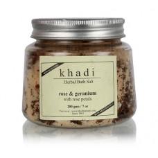 Khadi Natural™ Rose & Geranium With Rose Petals