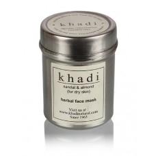 Khadi Natural™ Sandal & Almond Face Pack (For Dry Skin)