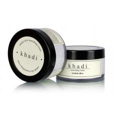 Khadi Natural™ Sandal & Olive Face Nourishing Cream With Sheabutter
