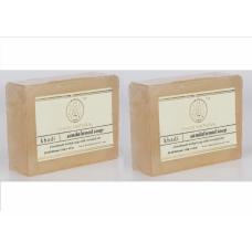 Khadi Natural™ Herbal Sandalwood Soap(Set of 2)