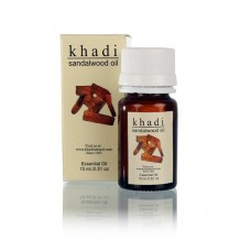 Khadi Natural™ Sandalwood - Pure Essential Oil