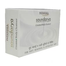 Patanjali Saundarya cream body cleanser, 75gms