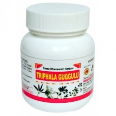 Shree Dhanwantri Triphala Guggulu