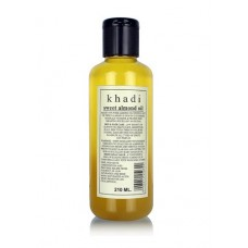 Khadi Natural™ Sweet Almond Oil- 210ml