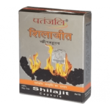 Patanjali Shilajeet capsule, 5gm