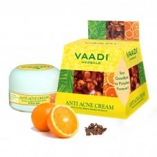 Vaadi Herbals Value Anti Acne Cream, Clove and Neem Extract (set of 3 piece, 3x30g)