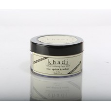 Khadi Natural™ Rose, Apricot & Walnut Exfoliating Facial Scrub / 50GMS
